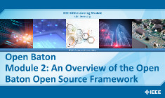 Open Baton Module 2: An Overview of the Open Baton Open Source Framework