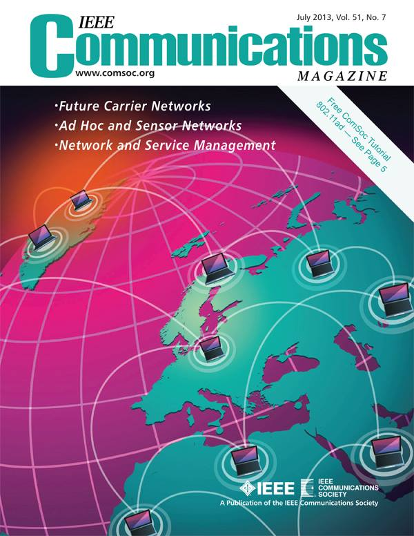 IEEE Communications - July 2013